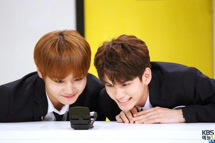 """[Happy Together 3] Wanna Một đặc trưng một shot! 'Lưu trong trái tim của bạn ~ """"cứng 大 tóc! : Naver bài viết"""