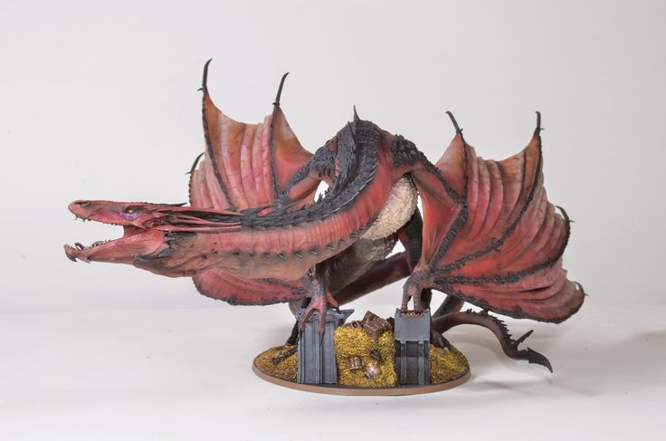 Smaug Forgeworld Gw Limited And Expensive Model