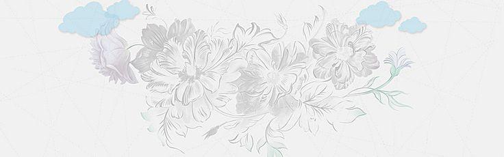 Egyszerű virágok háttérben