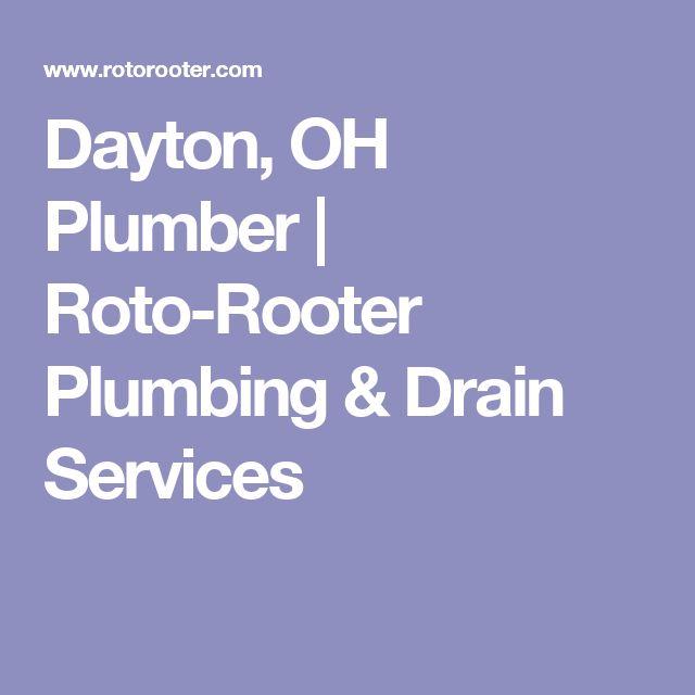 Dayton, OH Plumber | Roto-Rooter Plumbing & Drain Services