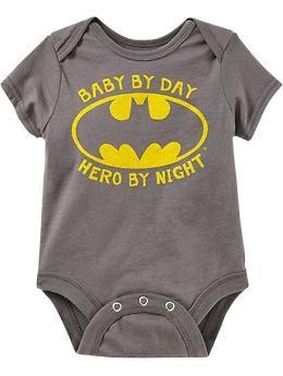 DC Comics™ Batman Bodysuits for Baby | Old Navy...
