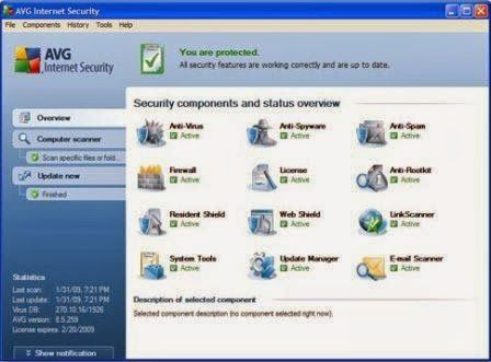 AVG Antivirus Free Download For Windows 7 | Just News