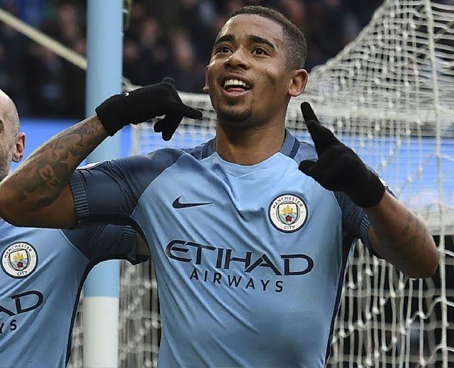 Gabriel Jesus admite surpresa com início arrasador no Manchester City