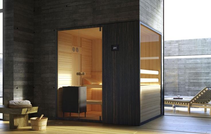 finnish sauna LOYLY GLASS