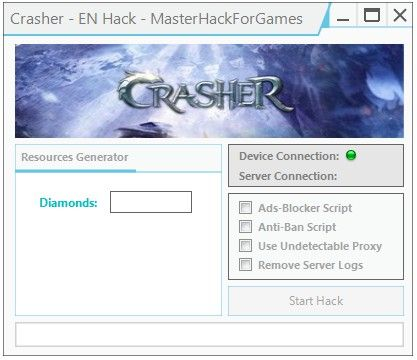 Crasher unqualified gold hack cheats iOS android    You desire to profit forgive unconditional resources to your game but you didn't locate out a vivacious hack yet? Have no worries because you just have found the newest bring to vibrancy Crasher Hack and we are going to be glad to permit know you