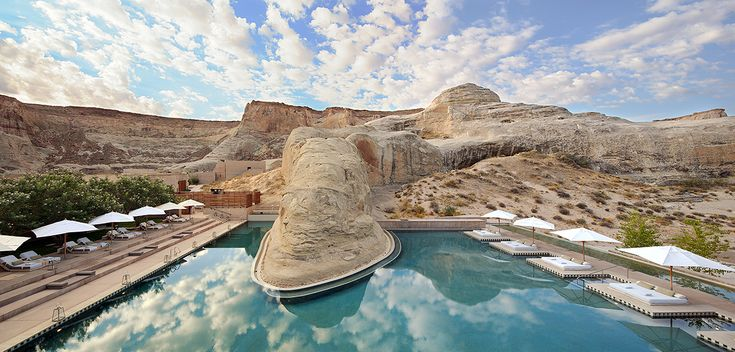 Amangiri, Canyon Point - Etats-Unis