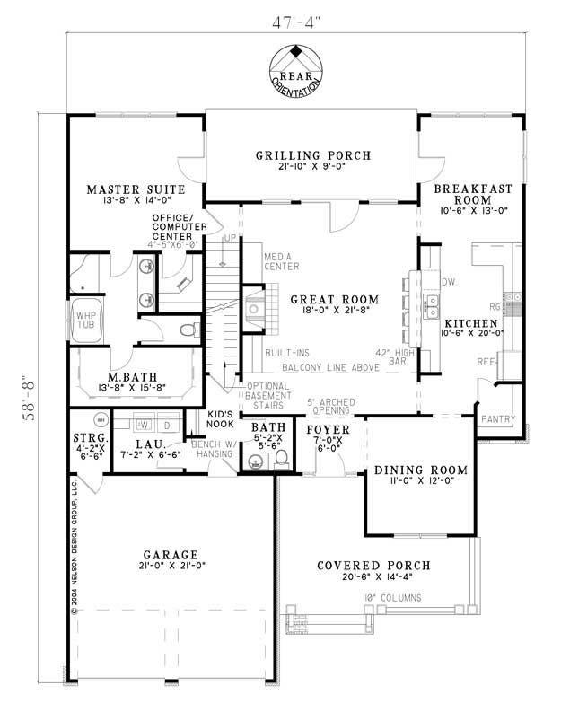 80 best ndg plans images on pinterest | house floor plans, home