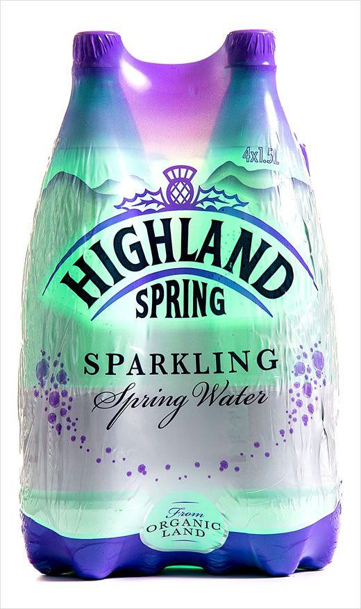 Highland Spring Sparkling Water Pack