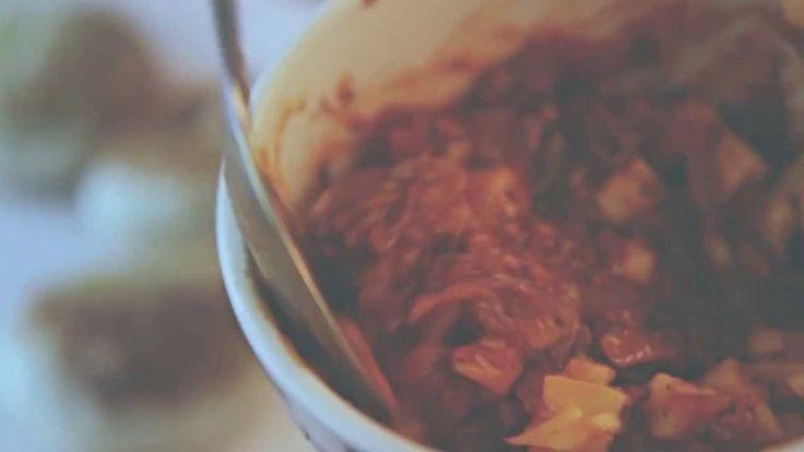 칠리 치즈 만두 레시피 (Chili Cheese Dumplings Recipe Video)