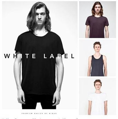 White Label Premium Basics   By Nique