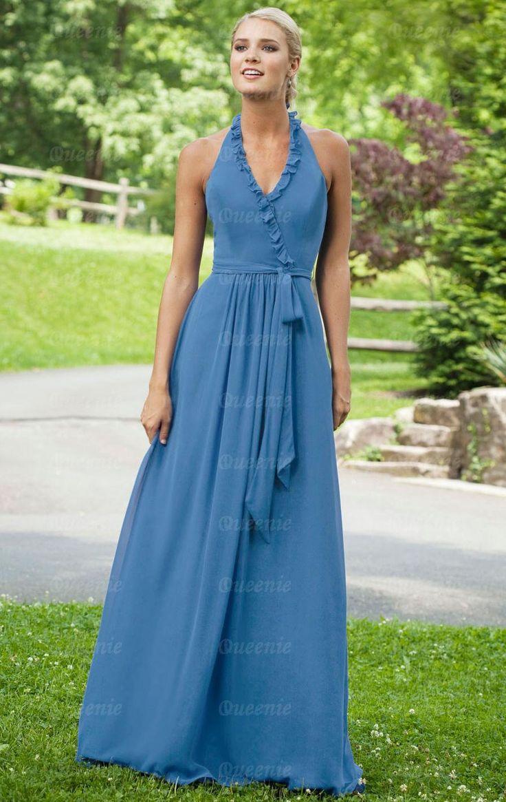 Pinterest unique blue bridesmaid dress bnnad1016 bridesmaid uk ombrellifo Image collections