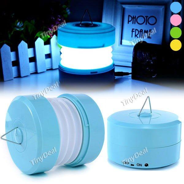 Style Lanterne suspendue Nuit à LED Lampe LED avec crochet pour la maison en plein air