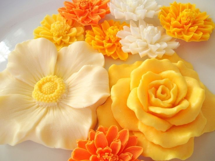 In this article, decorative soaps with you. I'm curious to soap since childhood. My grandmother would make handmade soaps. She would give different shapes soaps.