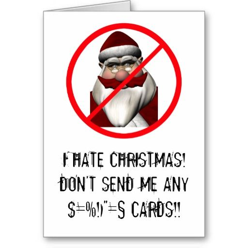 10+ Images About I Hate Christmas On Pinterest
