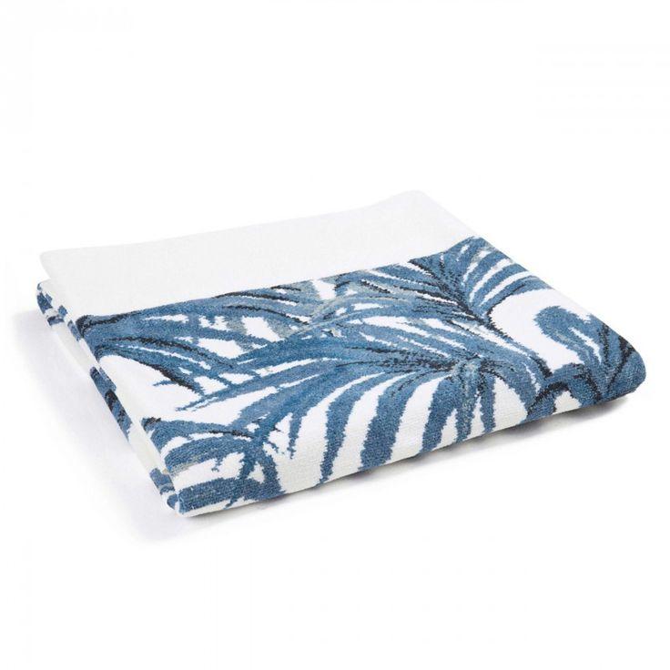 PALMERAL White Azure Bath Sheet