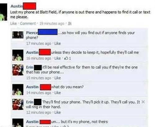 Best Dumbest Facebook Posts Ever Images On Pinterest - The 20 best things to ever get posted on facebook