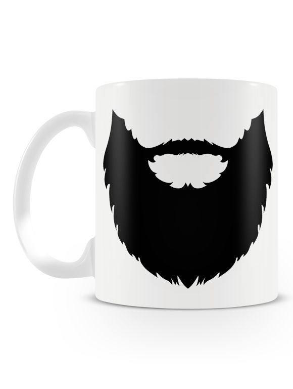 Caneca Grandes Barbas   Uma Loja de Caneca #frases #canecas #caneca #hipster #barbas