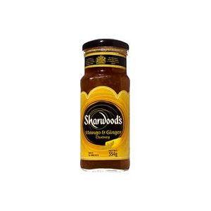 Sharwoods - Chutney Mango Ginger 354g