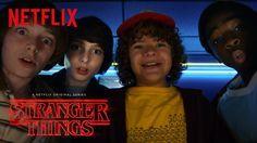 "Stranger Things | Season 2 Comic Con ""Thriller"" Trailer [HD] | Netflix - YouTube"