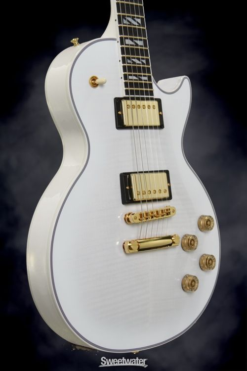 Gibson Les Paul Supreme (Alpine White Burst)