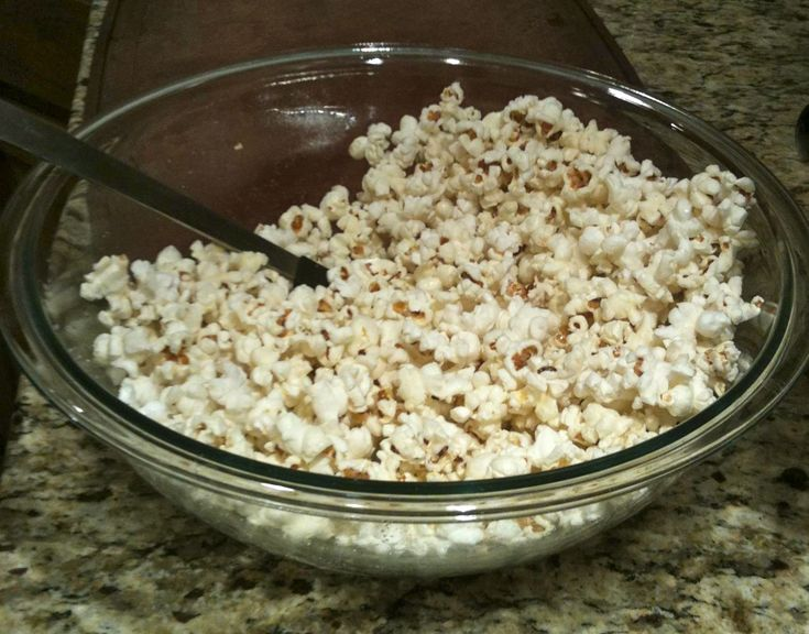Healthy Snacks: How To Make Your Own Organic Popcorn