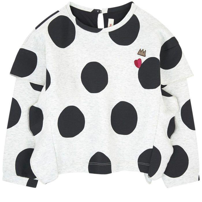 new style 97bc0 03b32 Print zip hoodie   kids   Sweatshirts, Sleeves, Sweaters