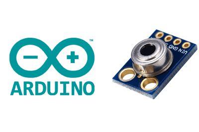 Arduino y el termómetro infrarrojo a distancia MLX90614