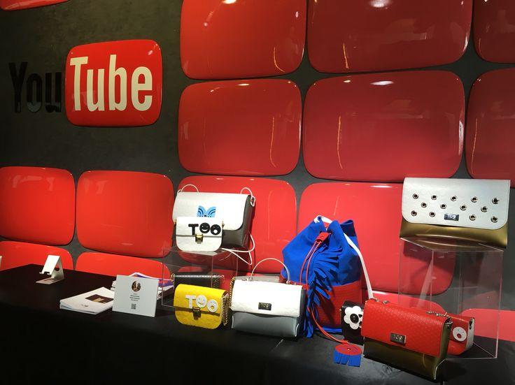Tooitaly allo YouTube space Tokyo