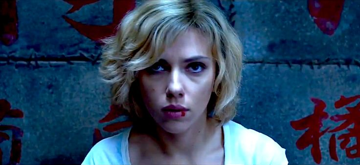 Check out Scarlett Johansson as a badass with superpowers in the Lucy trailer