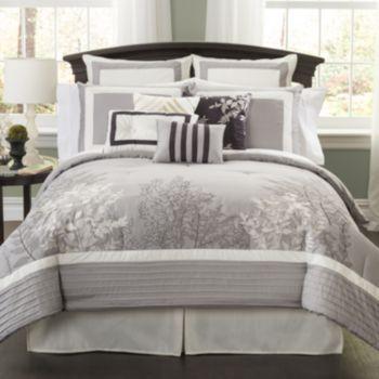 Parc 10 Pc. Comforter Set. Bedroom ...