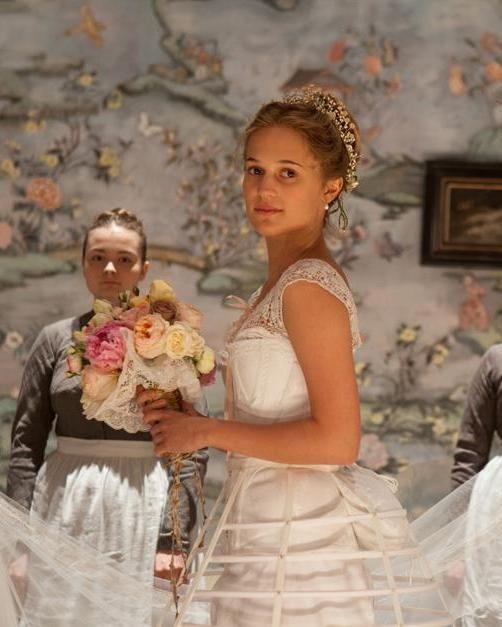 Anna Karenina 2012 | Her dance card is full | Pinterest ...
