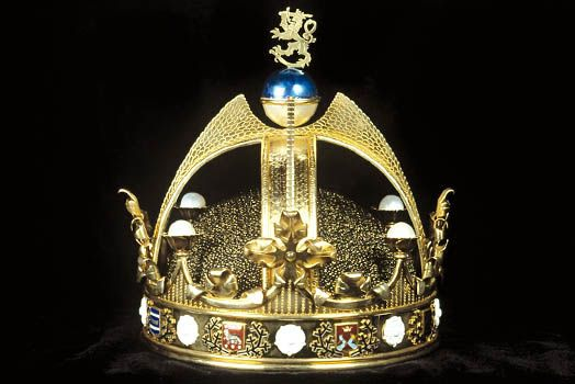 Crown of the King of Finland