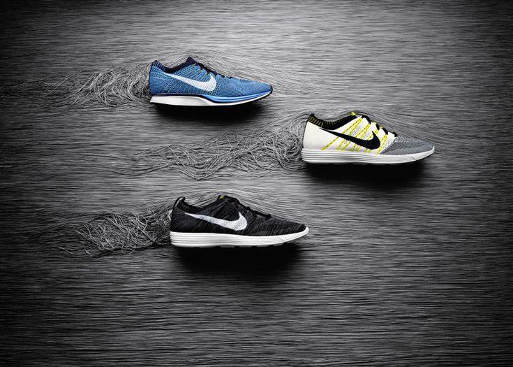 linhas do Nike Flyknit, o video é sensacional:  http://www.youtube.com/watch?feature=player_embedded&v=JUdNeFh2SDo