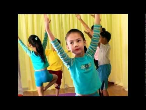 Singapore Pilates Central - Pilates for Kids - YouTube