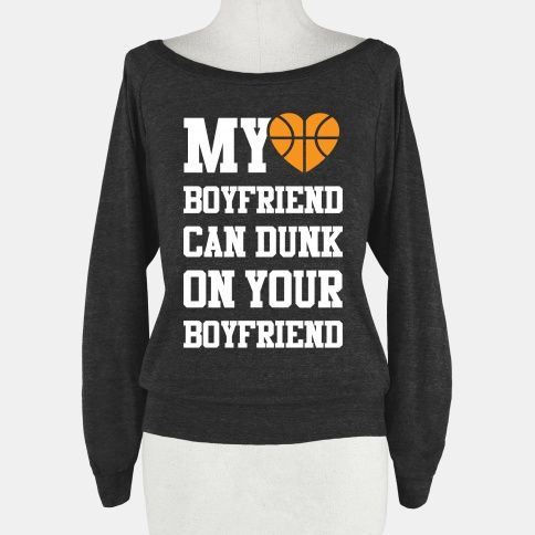 My Boyfriend Can Dunk On Your Boyfriend #basketball #ballislife #basketballgirl #sportygirl #girlfriend