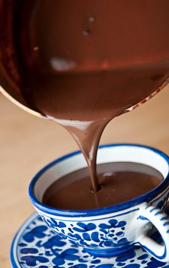 Hot Chocolate by Jamie Oliver