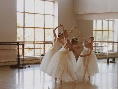 I love this one because in dance you have to work as a team in a lot of skills.
