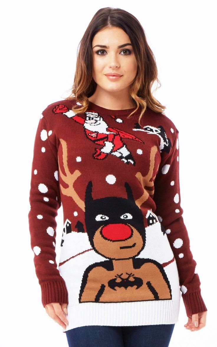 """Men's Ladies Christmas Jumper 2016 Collection. UNISEX JUMPER SIZE GUIDE. · Machine washable at 40 Degrees. OTHER INFORMATION. 24"""" – 60.9 cm. apply for the re-sending of the new item. 29.5"""" – 74.9 cm. 