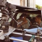 """Carmine Borrino e Daniele Russo sul set di un """"UN RITORNO"""""""