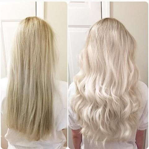 how to fix bad blonde dye