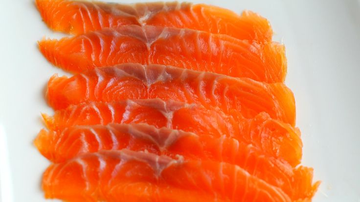 how to prepare a big salmon fish