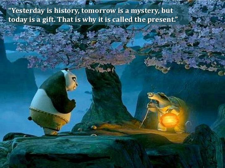 """""""Yesterday is history, Tomorrow is a Mystery, but #Today is a #Gift. That is why it is called the #Present"""" 