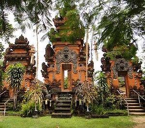 Seminyak - Pura Petitenget is known as the Temple of the Secret Box