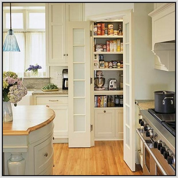 Tall Corner Pantry Cabinet. Kitchens ...