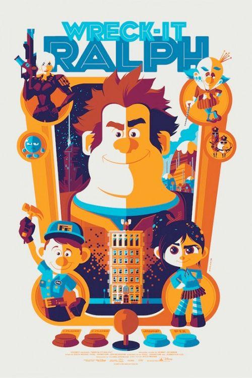 Wreck-It Ralph 2012 full Movie HD Free Download DVDrip