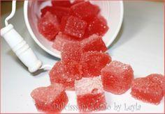 Gelatine di frutta: le caramelle gelee fatte in casa