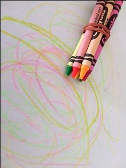 Preschool Theme for St Patrick's Day! Our kids LOVE what we call Crazy Crayons! Great to use at the easel!  Let the children choose the colors to combine! Find this and 29 more activities for your preschool classroom!