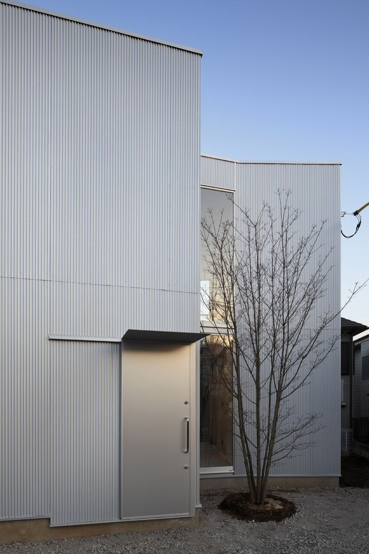 A House To Enjoy The Presence Of Family By Yamazaki Kentaro