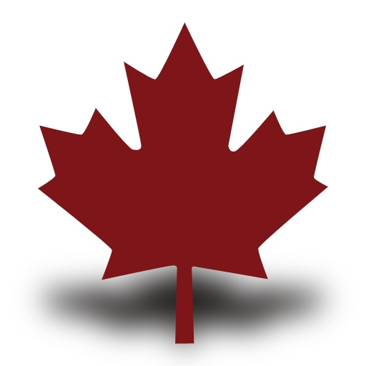 CharityCAN maple leaf