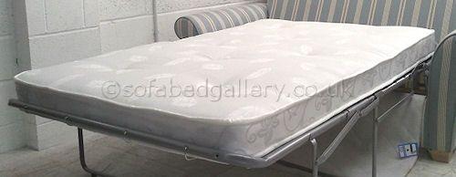 sprung sofa bed mattress